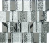 Metallic glass mosaic wall Tiles (YS10)