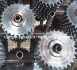 Industrial Transmission Carbon Steel C45 Sprocket Wheel