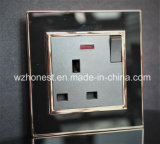 Supplier 13A UK Electrical Switch and Socket 220V Modern