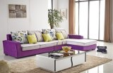 Home Modern Corner Fabric Sofa