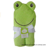 Qulified Cotton Hooded Bath Towel for Baby/Kids