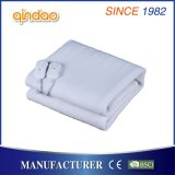 Soft Polar Fleece Heated Blanket with Ce GS Certificate Approval