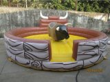 Hot Inflatable Mechanical Rodeo Bull Sport for Kids and Adults
