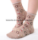 2015 Hot Selling Lady′s/Women Fashion Cotton Socks (DL-WS-94)