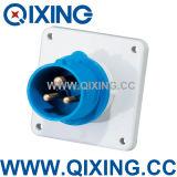 IP44 Euro Waterproof Electric Plug