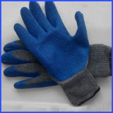 Industrial Working Latec Gloves with Low Price