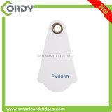 125kHz Tk4100 Proximity PVC RFID Keyfob for Access Control System