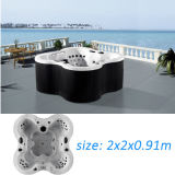Outdoor SPA Massage Bathtub Whirlpool Hot Tub