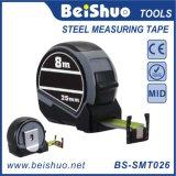BS-SMT026 Nylon Blade Steel Tape Measure