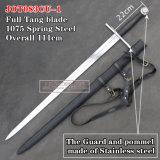 Handmade Medieval Swords with Scabbard 111cm Jot083cu-1