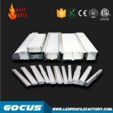 45 Degree Angle Corner Recessed Round LED Strip Light LED Channel Aluminum Extrusion Profile for LED Strip Bar Lighting