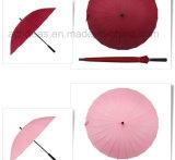 24K Straight Wholesale Gift Item Promotional Umbrella Manufacturer Custom Logo Advertising