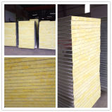 Movable Prefab Material EPS /Glass Wool Sandwich Panel/Board for Movable Prefab House