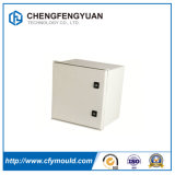 Powder Coated Cold Rolled Steel Sheet Metal Switchgear Cabinet
