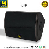 Sanway 15 Inch Stage Passive/Active Cabinet Box Monitor Speaker