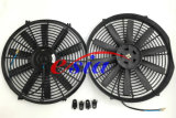 Auto Parts Air Cooler/Cooling Fan for Universal Fan 14X10b 80W 12V/24V
