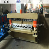 Hydraulic System Metal Corrugated Roof Sheet Roll Forming Machine