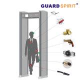 255 Security Level Research Site Safe Door Door Frame Metal Detector with LCD Screen