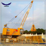 Electric Wheeled Mobile Crane with Generator