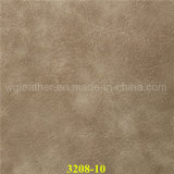 Embossed Shoe Textile Material PU Upper Leather Fabrics