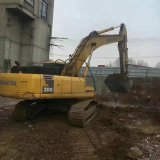 Very Good Working Condition Hydraulic Used Excavator Komatsu PC300-7 for Sale 2012