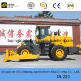 Construction Equipment Wheel Bulldozer for Sale