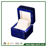 High Glossy Piano Lacquering LED Wooden jewellery Box
