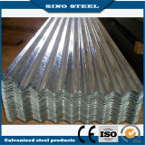 Wave Shape Dx51d or ASTM A653 Galvanized Roofing Tiles
