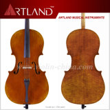 Stradivari 1710 Model Cello Solo Cello High Grade Antique Model Cello