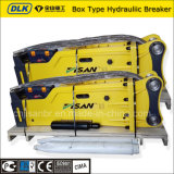 Box Type Hydraulic Breaker for Excavator Weight From 28~45 Tons