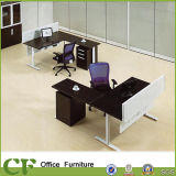CF Adjustable Powder Coating Frame Manager Desk Design
