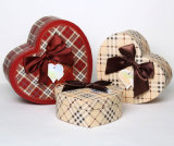 High Quality Custom Heart Shape Gift Box Chocolate Boxes