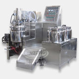 Jinzong Machinery Jrka Series Vacuum Homogenizer Emulsifying Blender Machine Supplier