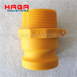 Nylon Cam Groove Camlock Coupling in Type F