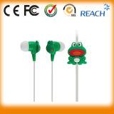 Cute Cartoon Promotion Earbud Earphone for Children
