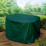 PE Fabric Outdoor 4 Seater Circular Table Cover (RSS-FC Series)