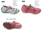 No. 49934 Girl Princess Shoes Kids Stock Shoes