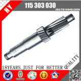 Bus and Heavy-Duty Truck Parts, Qj1506/S6-150 Gearbox Lay Shaft, Transmisssion Lay Gear Shaft 115303030