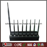 8 Antenna All in One for All 3G 4G Cellular, GPS, WiFi, Lojack Jammer System