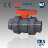 Best Era Hot Sales Made in China Plastic True Union Ball Valve