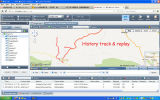 Realtime Vehicle GPS Tracking Software, Platform Support Most of Trackers (TS20)