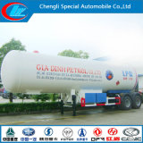 Competitive Price 40cbm 2 Axles LPG Tank Trailer for Nigeria