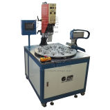 Automatic PLC Control Ultrasonic Welding Machine for Plastics Welding