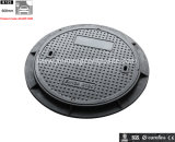 En124 Jinmeng Brand FRP Manhole Cover for Drain, Rain, Cable Protection