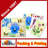 Blue Blossoms - Double Deck Playing Cards (430067)