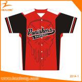 Custom Baseball Jersey Sublimation Sport Wear Manufacturer