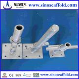 Scaffolding Adjustable U Head Screw Jack Base