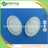 Sterilized Hypoallergenic Elastic Adhesive Medical Eye Pad for Wound Care
