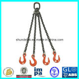 G80 Lifting Sling /Chain Sling with Clevis Hook