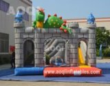 Child′s Toy Inflatable Bouncer Dinosaur Castle (AQ708)